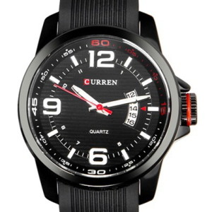 Часы Curren black