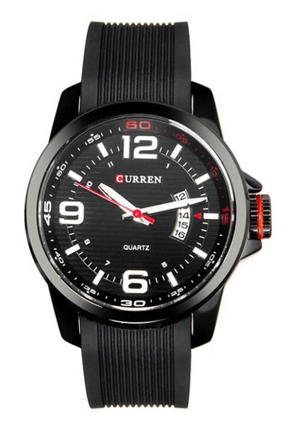 Часы Curren black