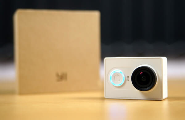 Экшн-камера Xiaomi Yi Sport